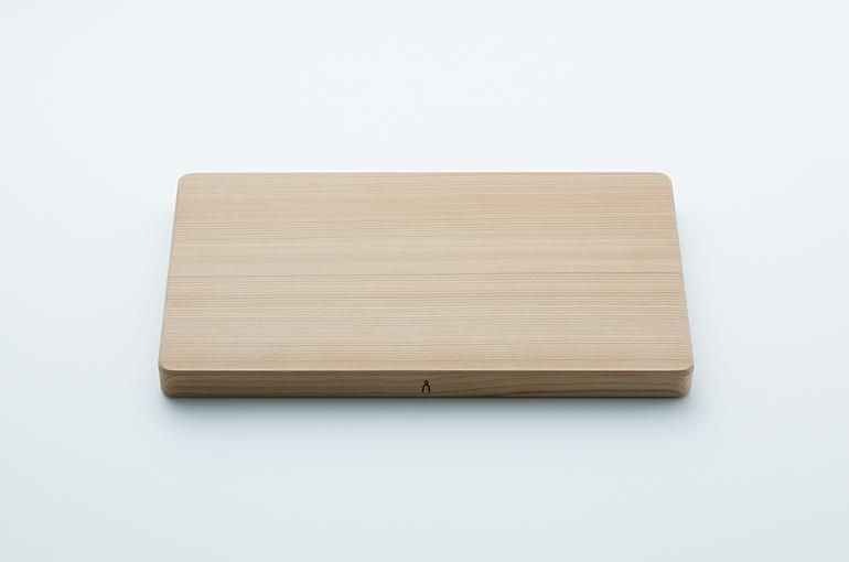 庖丁工房タダフサ 抗菌炭化木 まな板